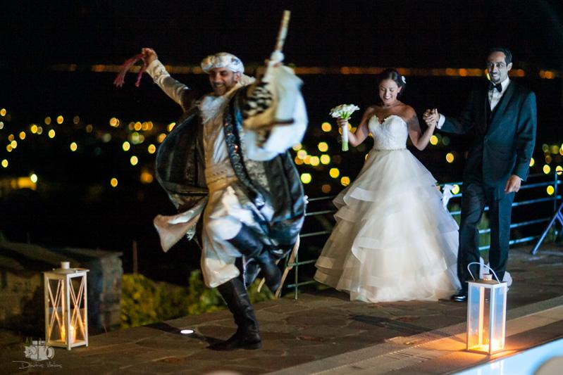 Έθνικ Πάρτυ Γάμου στην Βίλα Terra Casa
